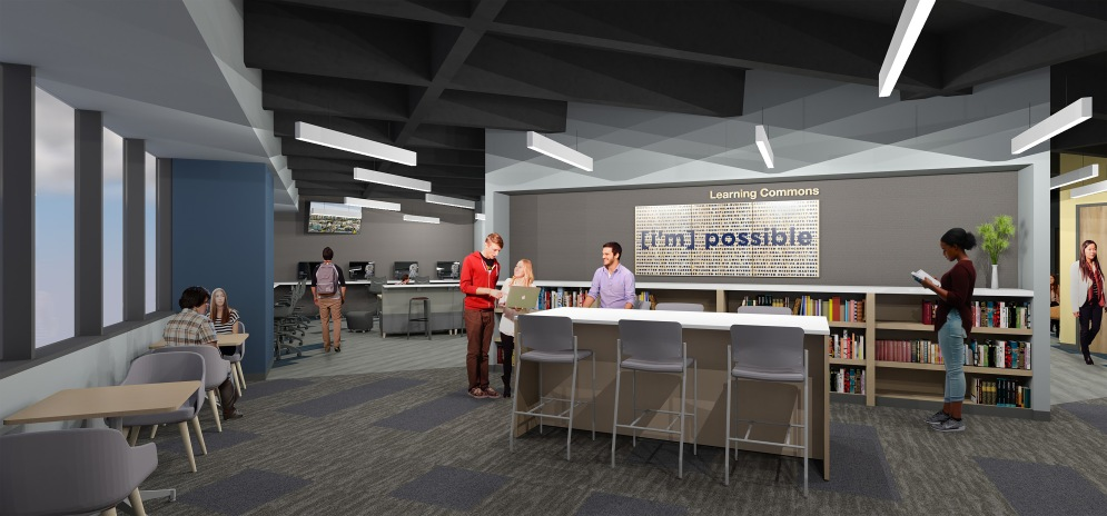 New Orleans - Learning Commons
