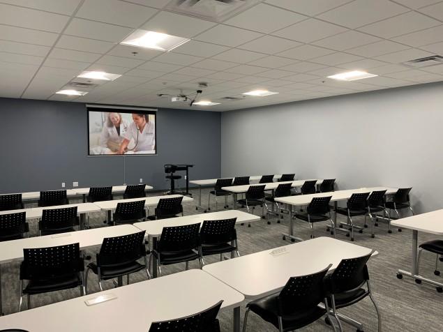 Kenosha - Classroom